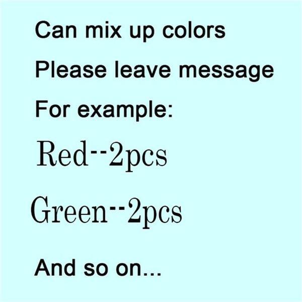 Melange de couleurs