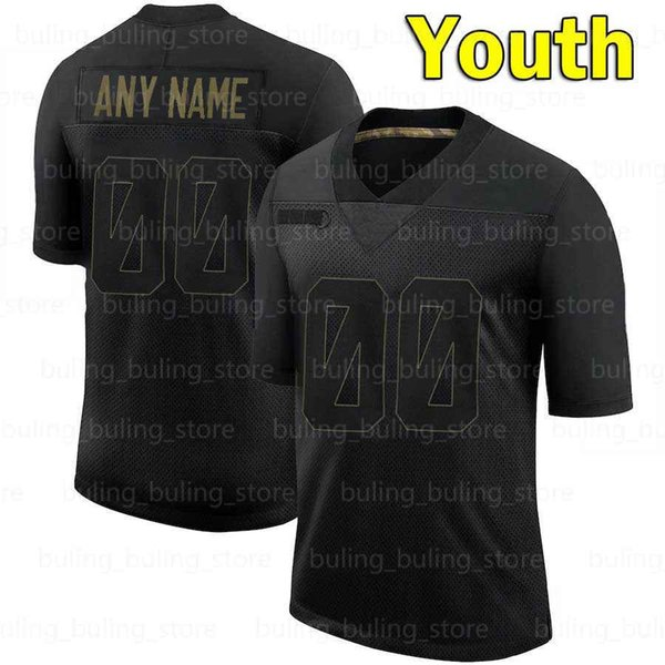 Personalizzato 2020 New Youth Jersey (G R)