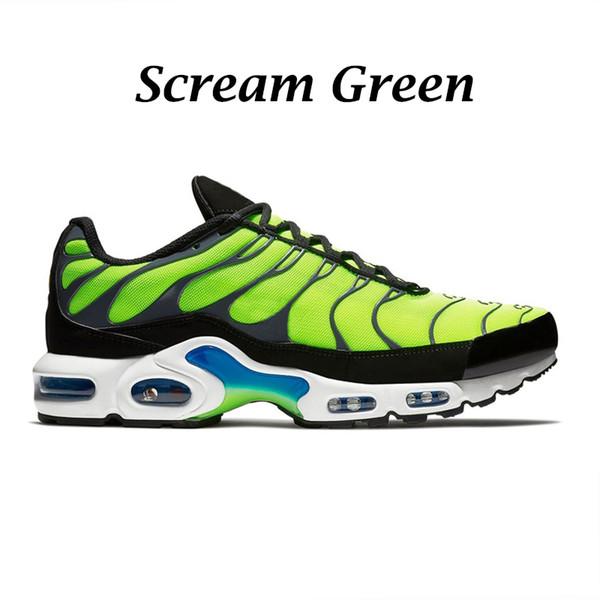 Gritar verde