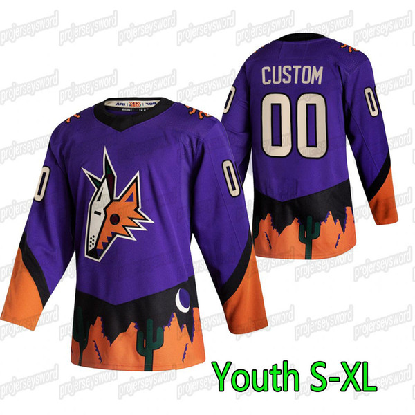 youth 20/21 purple S-XL