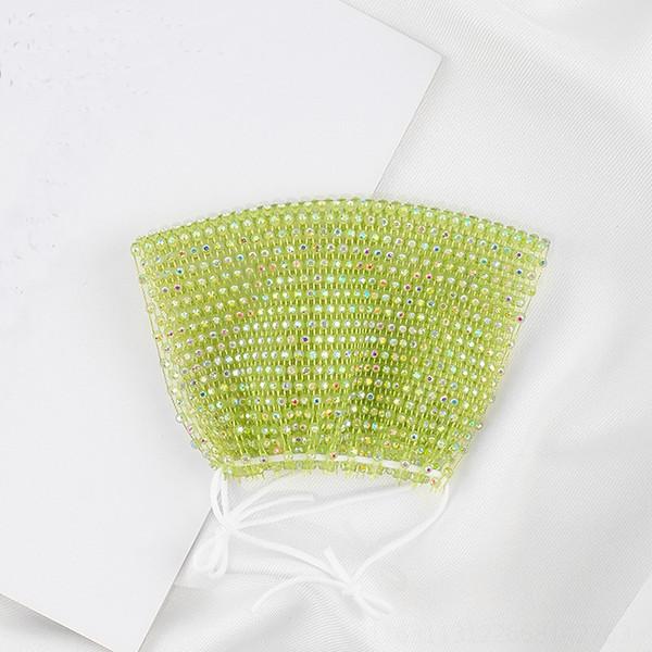 Yeşil elmas-bir boyut # 92024