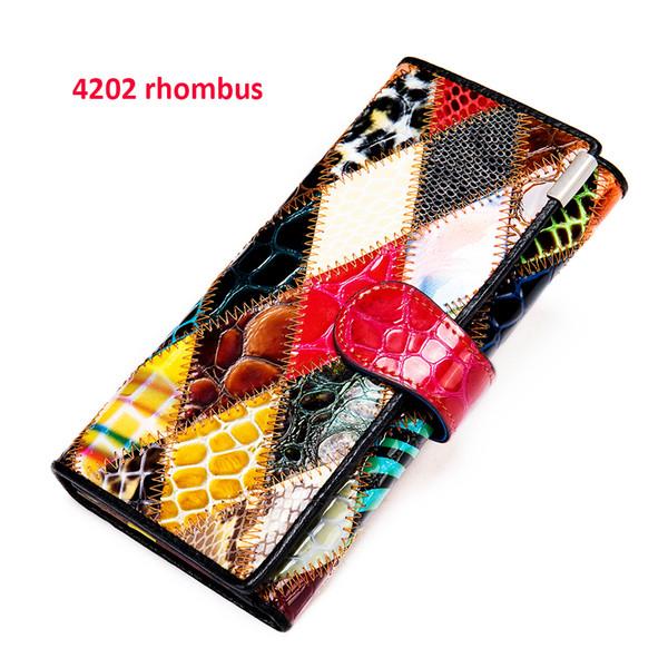 4202ColorfulRhombus.