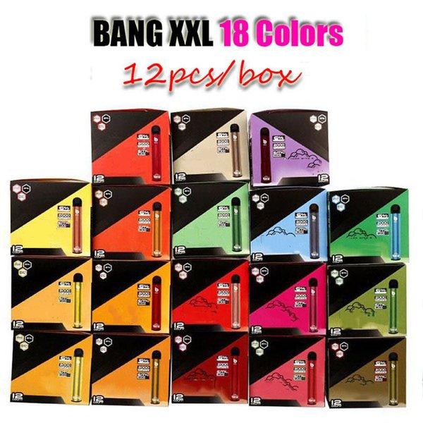 Bang XXL 12PCS / Box - Mix Flav