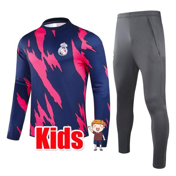 Niños 2021 Real Madrid rojo azul 902