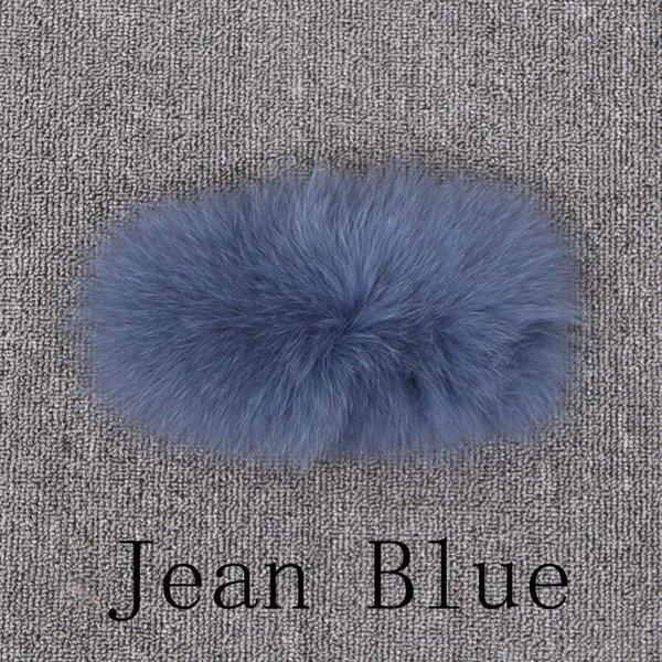 Jean azul-XXL Busto 100 cm