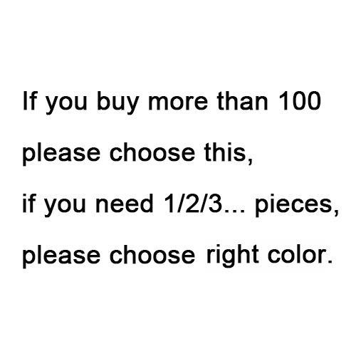 100 Stück Wählen Sie Diese