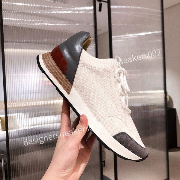 2021new Man Cheap Best Quality Speed Trainer Black Walking Sneakers Men Women Black Red Casual Shoes Fashion Paris Sneakers qqxc201008