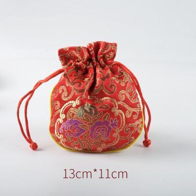Red China 11x13cm.