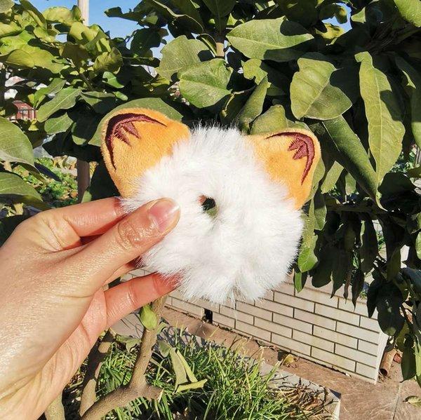 Tiger Ohrweiß Haarkreis