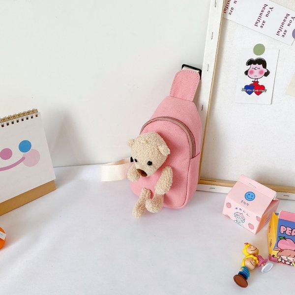 oso rosado