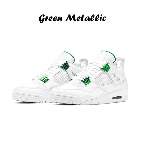 22 métallique vert
