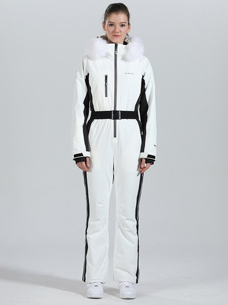 best selling One-piece Jacket Women Ski Jumpsuit Snowboard Suits Winter Sport Suit Skiing Snowboarding Set Snow Clothes