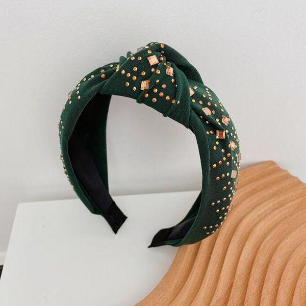yeşil hairband
