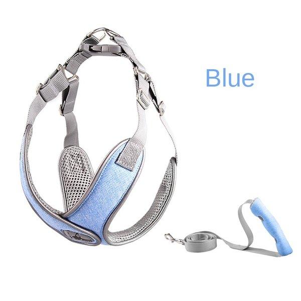 Синий n держит веревку