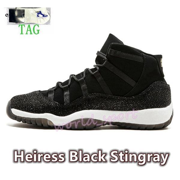 17. Heiress Black Stingray