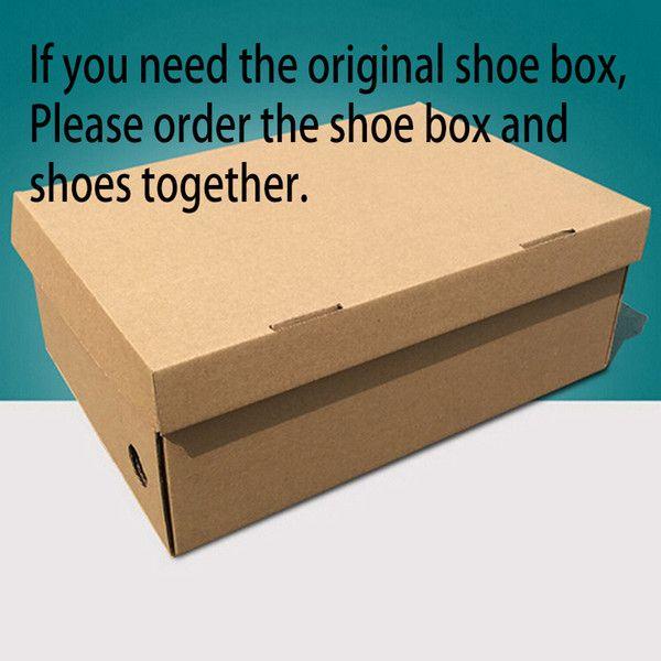 chaussures boîte