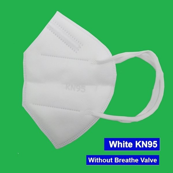 Máscara blanca Sin vavle
