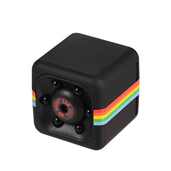 caméra noir Chine