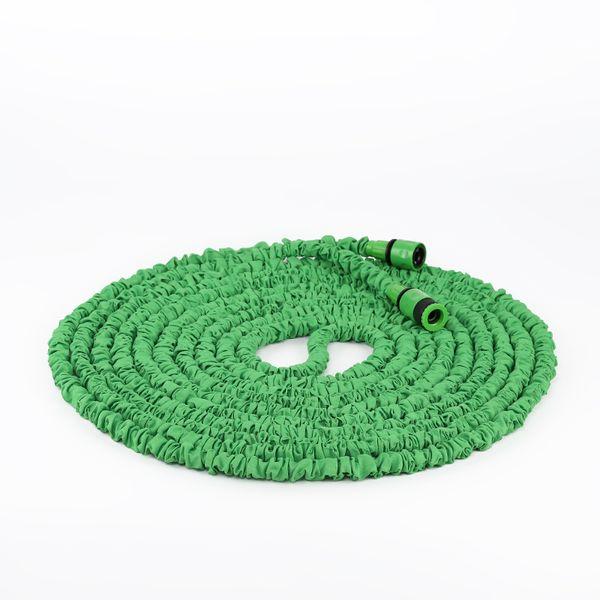 top popular 22.5m New telescopic hose natural latex garden watering hose multi-specification garden hose 2021