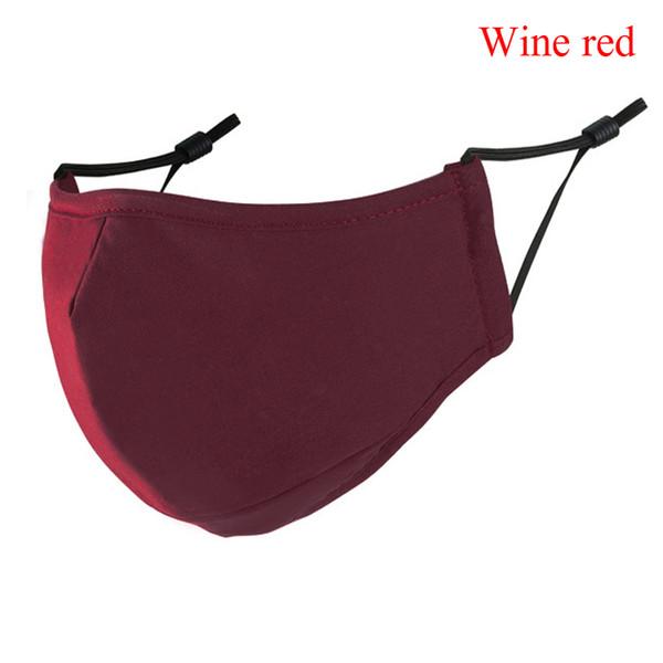 Yetişkin şarap kırmızı