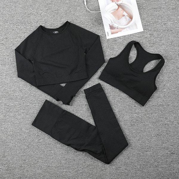 Black 3PCS.