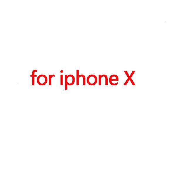 Для iPhone X.