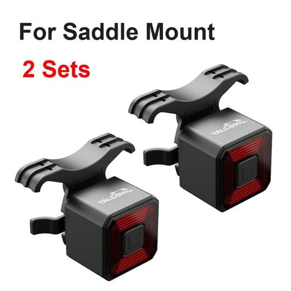 Saddle 2 Sets