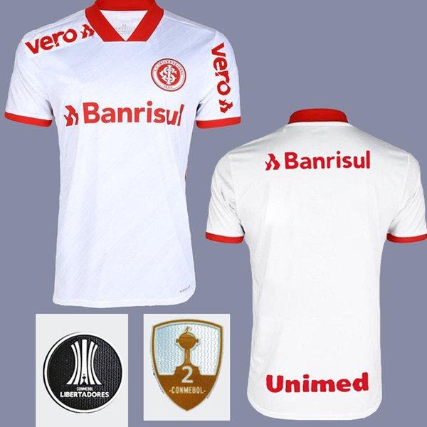 2020 distância + + Os patrocinadores Libertadores
