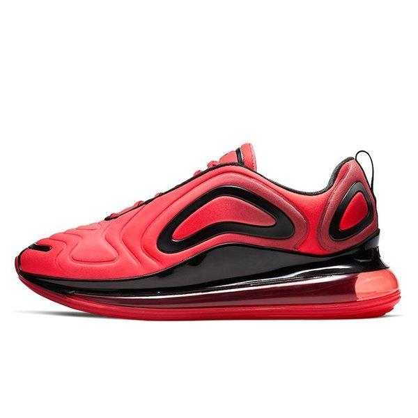 36-45 أسود أحمر.
