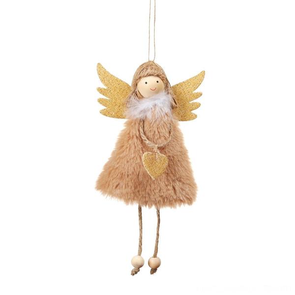 Kaji Plush Angel Colgante