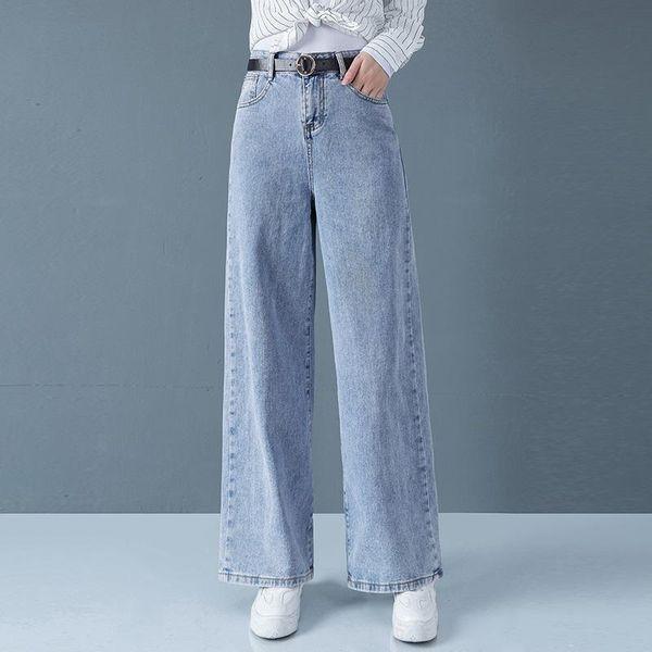 Pantalones azules claros