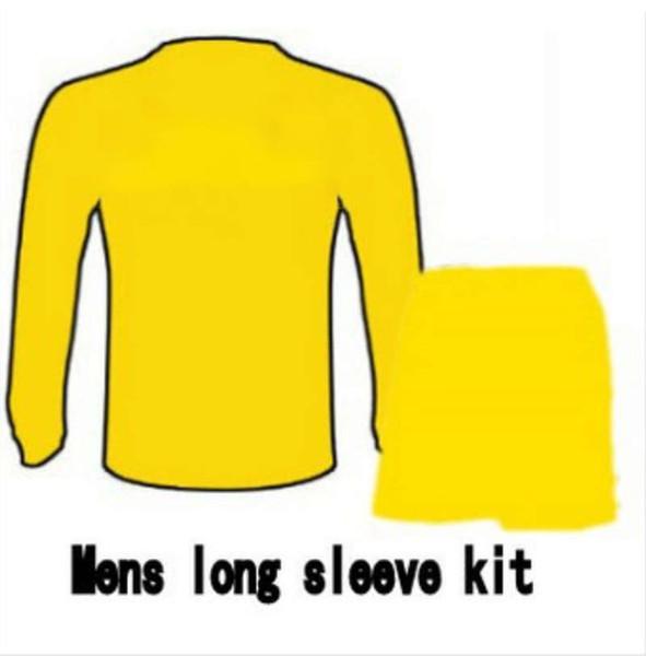 Mens Langarm-Kit