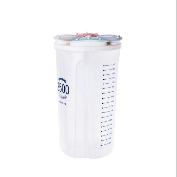 2500ml Colorful lid