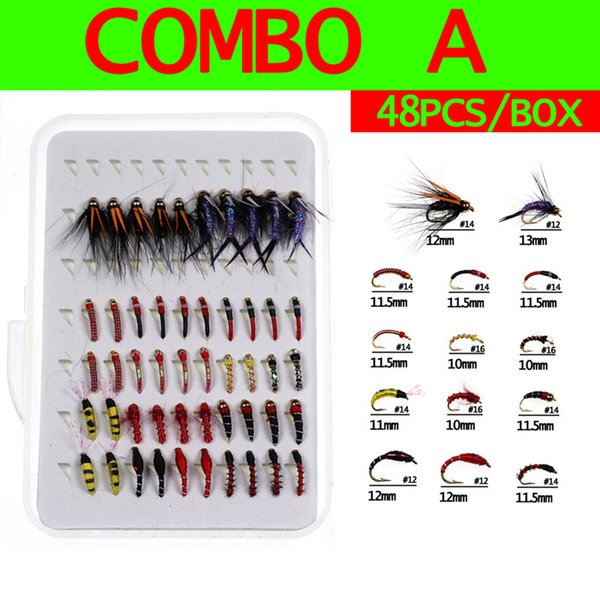 Set a 48pc Flies