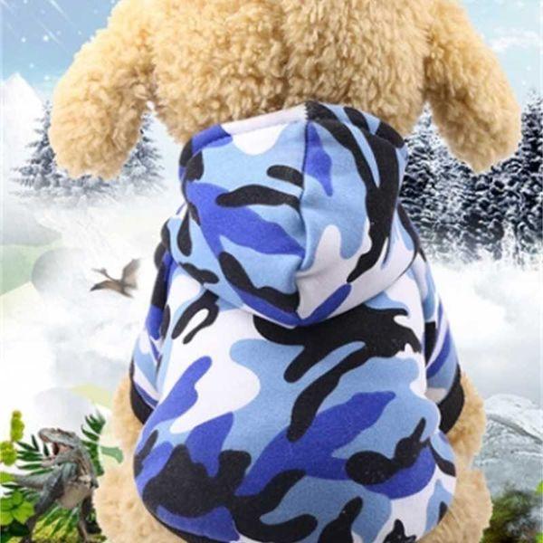 # 4 Kış Köpek Giysileri