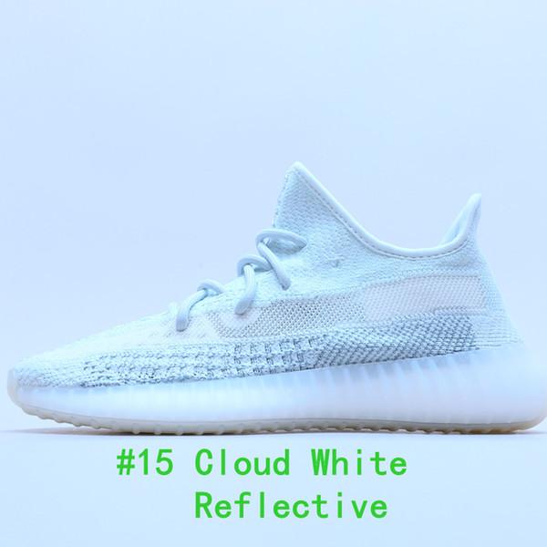 # 15 bulut beyaz yansıtıcı