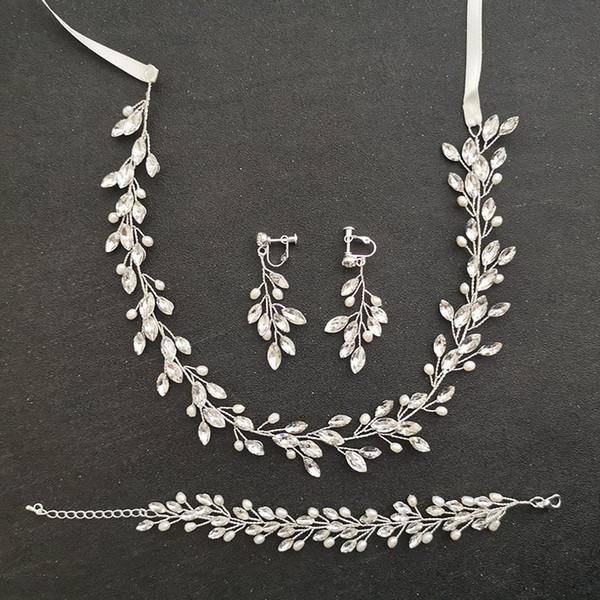 Silver 3 piezas Set
