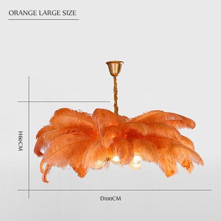 orange large size