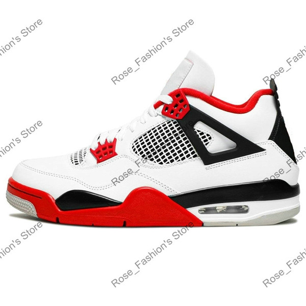 2020 Fire Red 4s