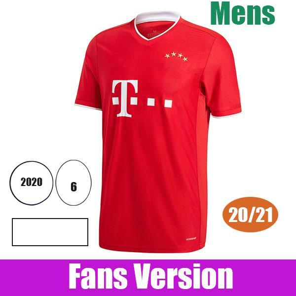 Fans 2021 Inicio