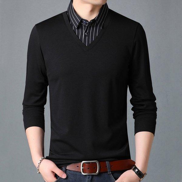 63001 (medio cuello) negro