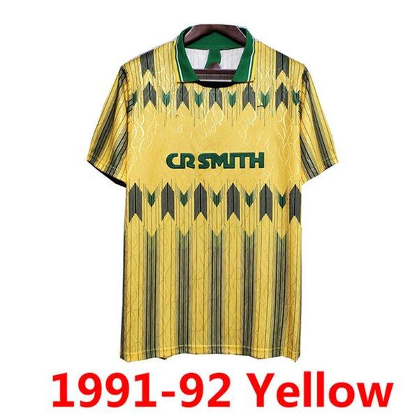 Retro 1991-92 sarı