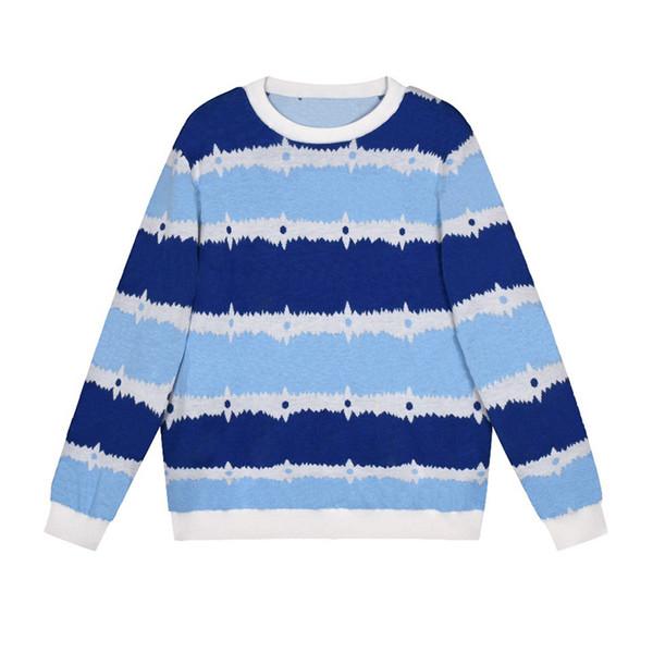best selling 2020 New Men Fashion Knitwear Couple Winter Wild Knitwear High Quality Ladies Men Sweater Size M-XXL