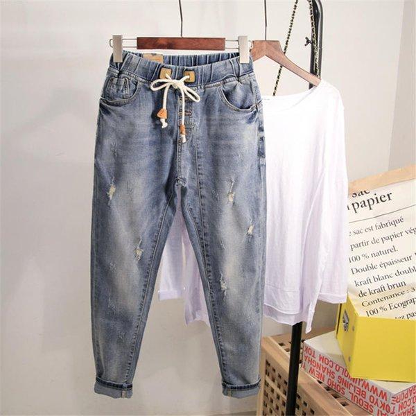 Blue Jeans Femmes