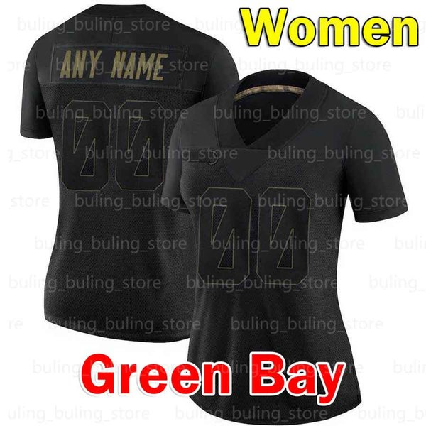 Personalizzato 2020 New Women Jersey (B Z G)