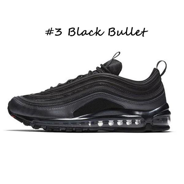 # 3 siyah mermi