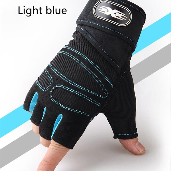 best selling Factory Direct Sales Gym Gloves Fitness Weightlifting Gloves Bodybuilding Training Exercise Workout Gloves For Men And Women M L XL