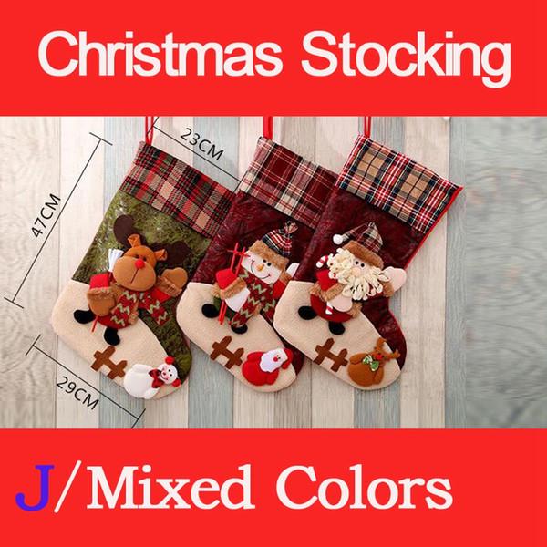 J / colores mixtos