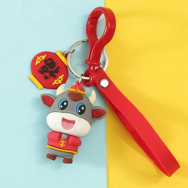 Bulb Button Capodanno Funiu Grigio # 55597