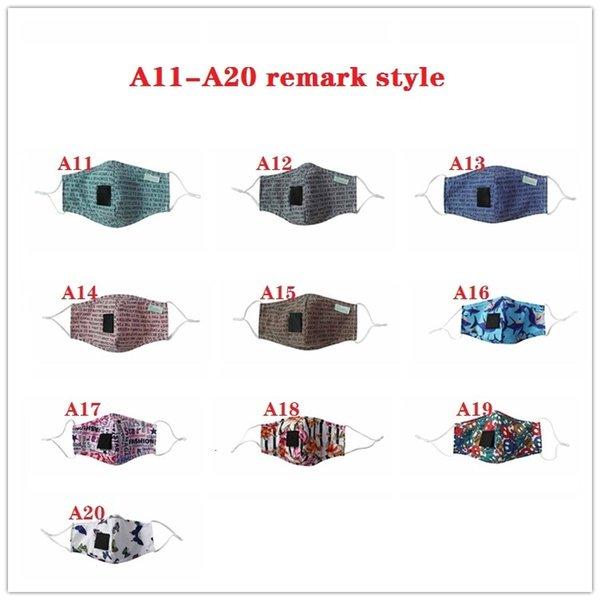 A11-a20 Remark